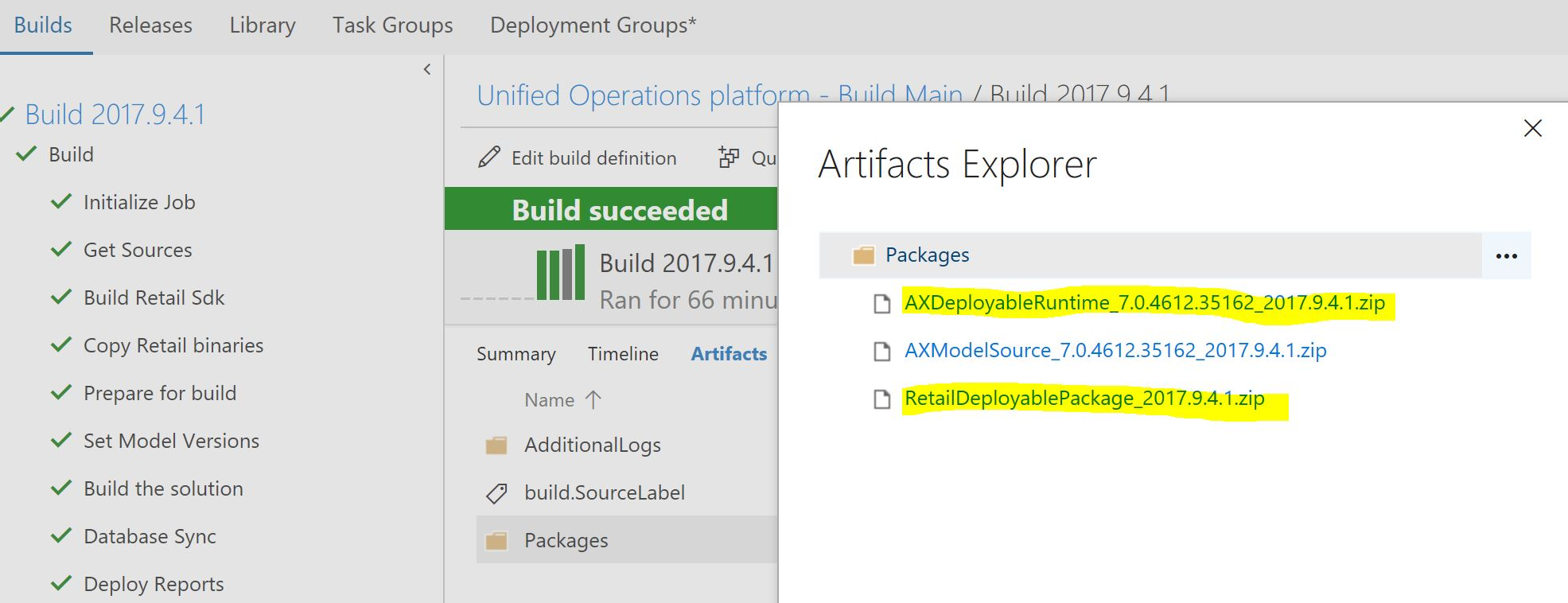 Dynamics 365 for Finance and Operations hotfix and ...
